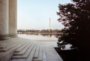 The Washington Monument in Washington, DC