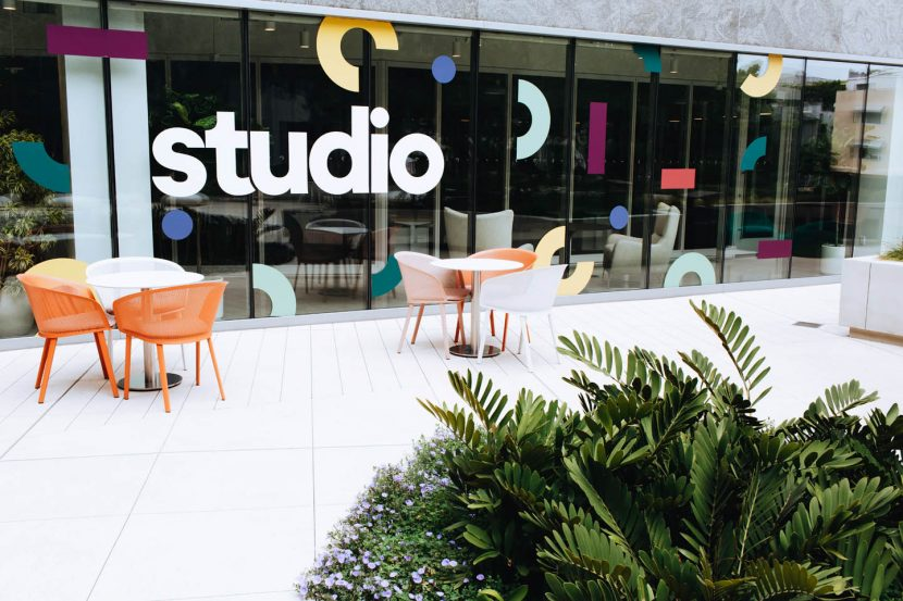 Studio at Beverly Hills Patio
