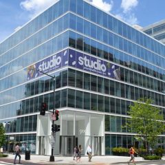 Tishman Speyer Studio at 900 19th St NW Washington DC